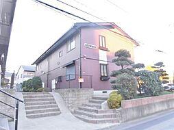 神奈川県大和市深見台3丁目の賃貸アパートの外観