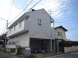リ−セントハウス[202号室]の外観