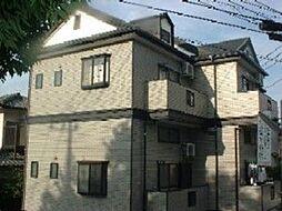 ステディーハウス神松寺[202号室]の外観