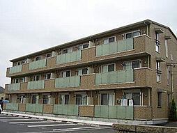 神奈川県川崎市麻生区下麻生2丁目の賃貸アパートの外観