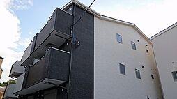 輝ハイツ[2階]の外観