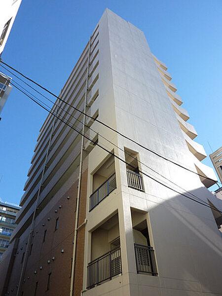 ドミール北新宿2[12階]の外観