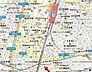 地図,1LDK,面積42.37m2,賃料10.7万円,東京メトロ日比谷線 北千住駅 徒歩14分,京成本線 千住大橋駅 徒歩10分,東京都足立区千住関屋町6-3