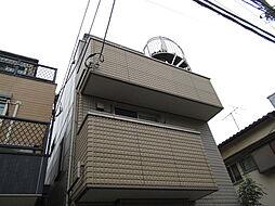 東京都大田区大森北6丁目の賃貸マンションの外観