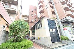 大阪府大阪市東住吉区中野2丁目の賃貸アパートの外観