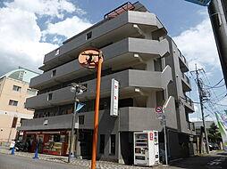 東京都東村山市栄町2の賃貸マンションの外観
