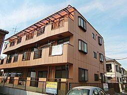 千葉県市川市河原の賃貸マンションの外観