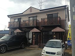 愛知県海部郡大治町大字長牧の賃貸アパートの外観
