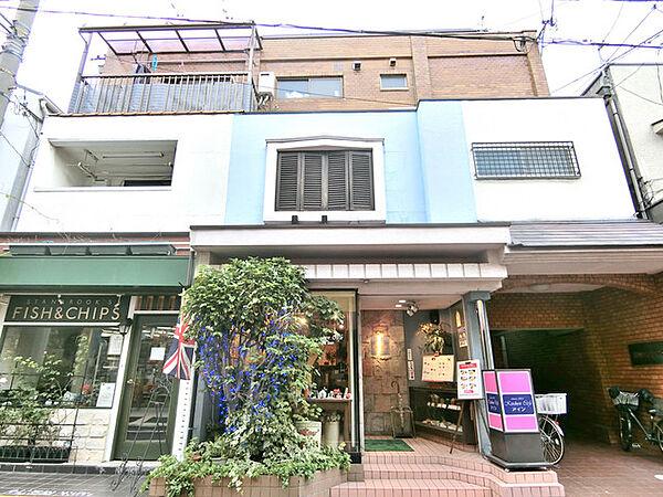 清洲マンション[3階]の外観