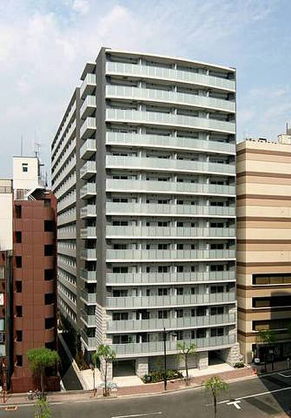 グランド・ガーラ銀座[6階]の外観