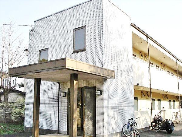 サニーフラット上水 1階の賃貸【東京都 / 小平市】