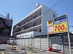 埼玉県所沢市緑町1丁目の賃貸マンションの外観