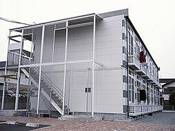 ファザーンA[2階]の外観