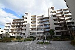 大阪府吹田市古江台3丁目の賃貸マンションの外観