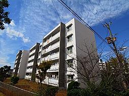 高倉台8団地31号棟[3階]の外観