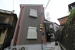ハーミットクラブハウス鎌倉[1階]の外観