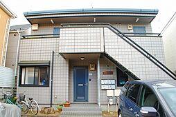 寺屋ハウス[2階]の外観