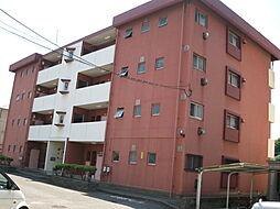 高田コーポ[105号室]の外観