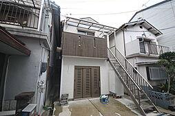 宮之阪1丁目アパート[2階]の外観