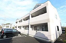 千葉県白井市西白井4丁目の賃貸マンションの外観
