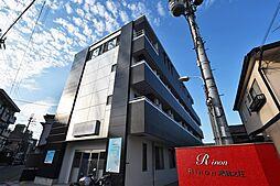 Rinon恵我之荘[3階]の外観