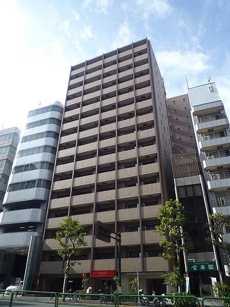 クリオ五反田[15階]の外観