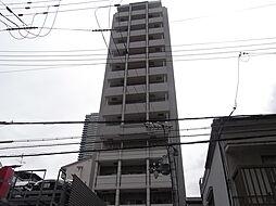 兵庫県神戸市中央区旭通2丁目の賃貸マンションの外観