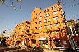 大阪府吹田市朝日が丘町の賃貸マンションの外観