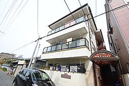 共立マンション[2階]の外観