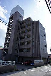 栃木県宇都宮市星が丘2丁目の賃貸マンションの外観