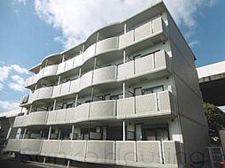 大阪府堺市中区東山の賃貸マンションの外観