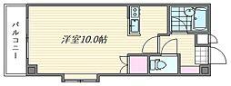 SP土井[2階]の間取り
