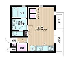 コモドピア[2階]の間取り
