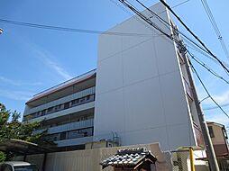 大阪府豊中市曽根東町4丁目の賃貸マンションの外観