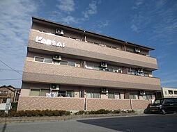 滋賀県彦根市南川瀬町の賃貸マンションの外観