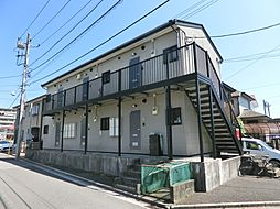 千葉県千葉市緑区おゆみ野南2丁目の賃貸アパートの外観