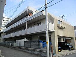 西口マンション[3階]の外観