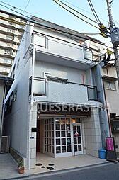 大阪府大阪市旭区新森1丁目の賃貸マンションの外観