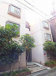 グローイングハウス[1階]の外観