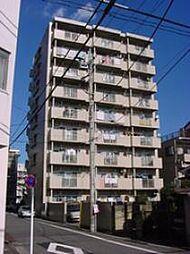 カメリヤマンション[6階]の外観