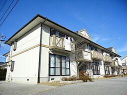 滋賀県長浜市十里町の賃貸アパートの外観