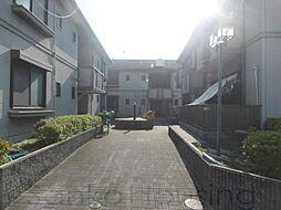 ルミエール大野芝[2階]の外観