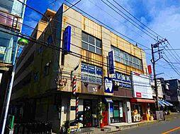 神奈川県横浜市緑区鴨居3丁目の賃貸マンションの外観