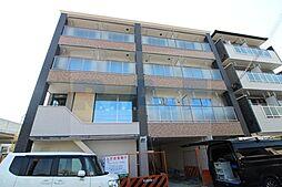 大阪府大阪市住吉区山之内1の賃貸マンションの外観