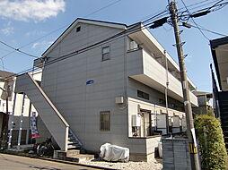 ベノーネ新所沢[1階]の外観