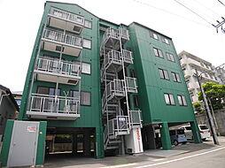 長崎県長崎市富士見町の賃貸マンションの外観