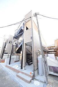 外観,1K,面積20.02m2,賃料5.7万円,JR常磐線 柏駅 徒歩10分,,千葉県柏市中央2丁目