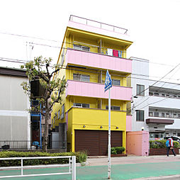パルクメゾンミナミ[2階]の外観
