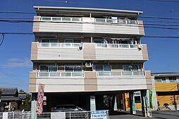 愛知県岡崎市井田町字4丁目の賃貸マンションの外観