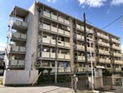 ビレッジハウス大阪池島1号棟[3階]の外観